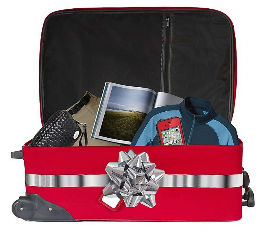 We offer our annual Traveler's Gift Guide, our staff picks of items to consider for the traveler on your holiday shopping list. Photo: Chronicle Staff, San Francisco Chronicle