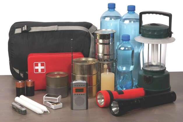 A survival kit may be crucial. (Times Union archive) / photka - Fotolia