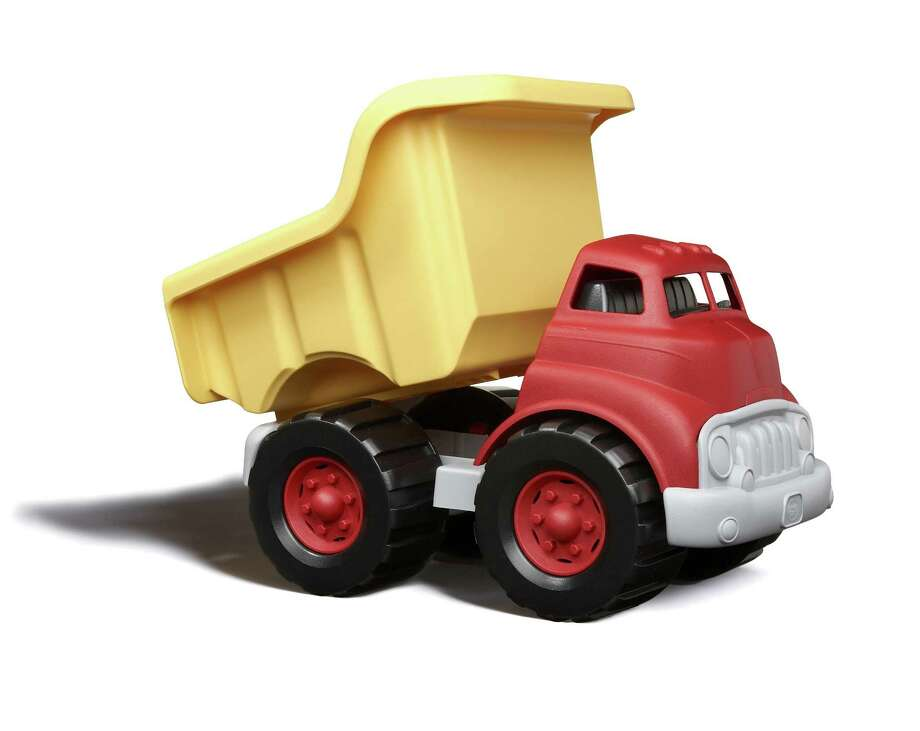 Dump Truck from the Original Green Toys, $27.99 at Whole Foods. Photo: Original Green Toys