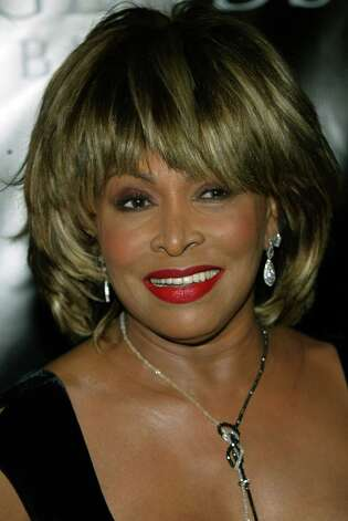 Tina Turner Photo: Frederick M. Brown, Stringer / Getty Images North America