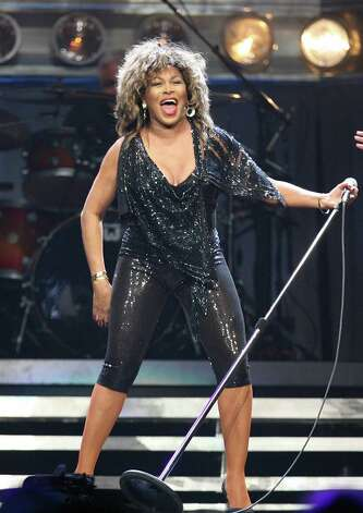Tina Turner Photo: Mayra Beltran, Staff / Houston Chronicle