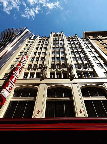 The new QT Sydney hotel is a renovation of two historic buildings in Sydney's Central Business District: the Gowings department store and the State Theatre, an official Australian national heritage site. Photo: Jason Loucas, Design Hotels