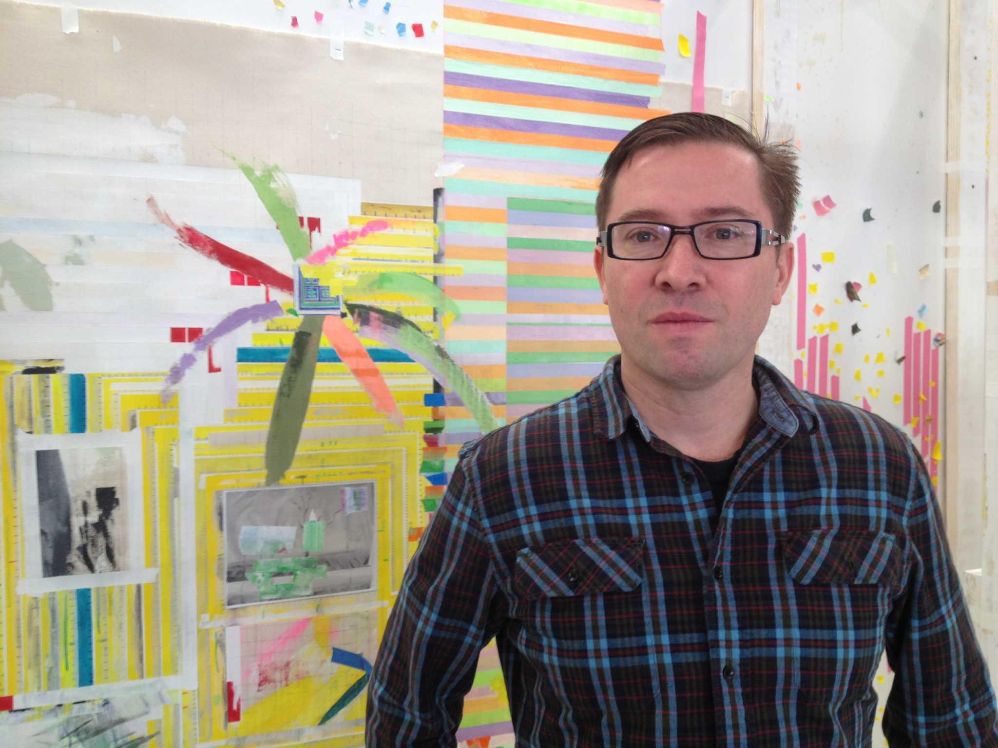Franklin Evans lights up DiverseWorks - HoustonChronicle.com