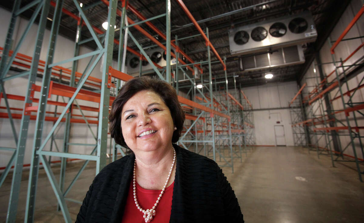 Sobrino started her company, which makes gelatin dessert products, in California about 30 years ago.