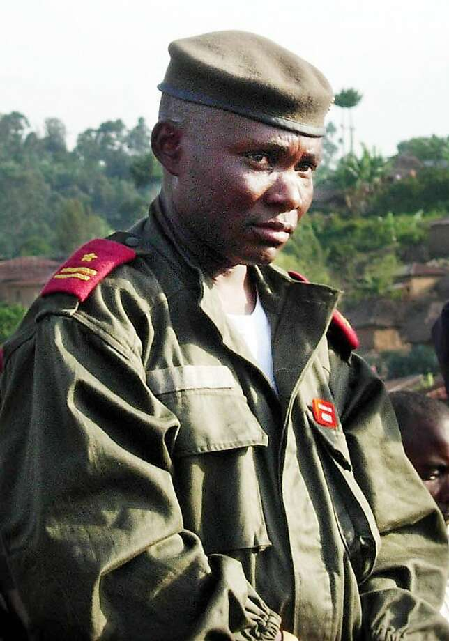 Gen. Gabriel Amisi, tied to poachers, was sus-pended. Photo: Helen Vesperini, AFP/Getty Images