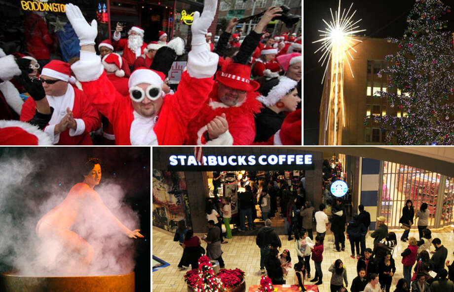 What do you love about the holidays in Seattle? What bugs you? Here's our list; we'd love to hear your ideas below.