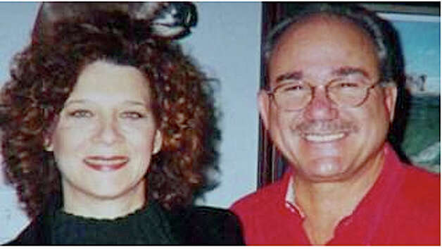 Killed in the crash were Pearland's Debra and Vincent Leggio. (Photo courtesy of KHOU)