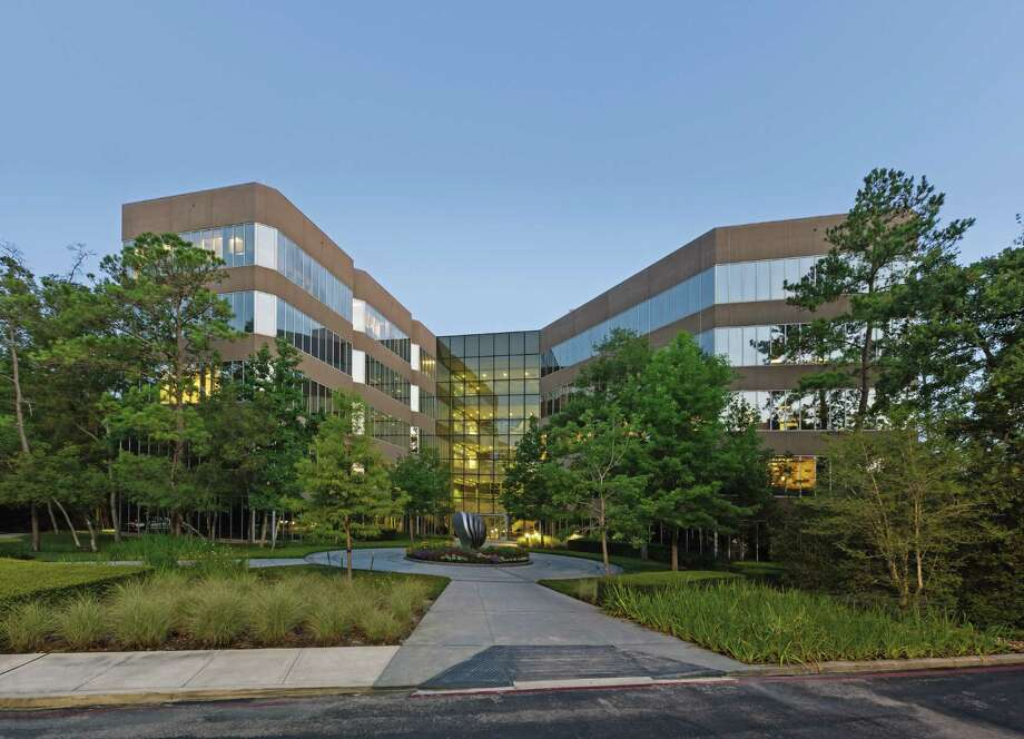 2001 Timberloch Place in The Woodlands has been sold. The Woodlands is one of the Houston area's top-performing office markets. / HFF