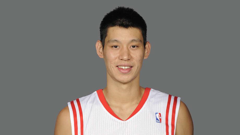 Jeremy Lin Houston Rockets  2012 NBA photo Photo: NA