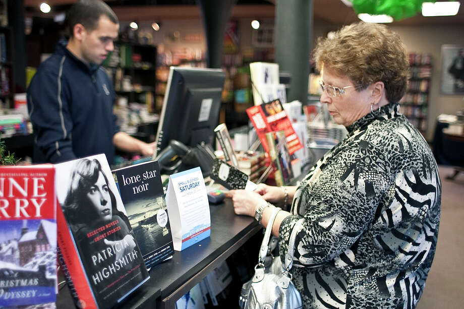 Want to really stick it to the man? Small Business Saturday allows you to stick (your wallet) to the little guy, courtesy of American Express. See some of the special deals going on in the Houston area. Photo: James Nielsen, Houston Chronicle / Houston Chronicle