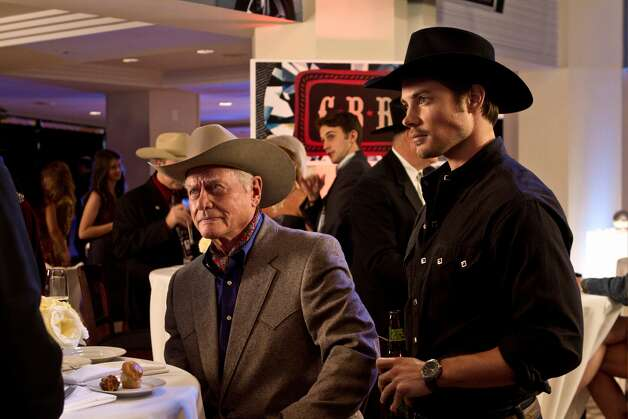 "In the new ""Dallas,"" J.R. taught son John Ross (played by native Texan Josh Henderson) the ropes, and then turned on him in true Ewing fashion."