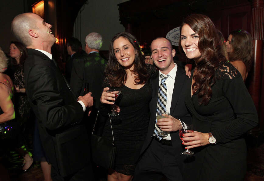 Were you Seen at St. Peter's Hospital Foundation's annual Holiday Kick-Off at the Fort Orange Cl
