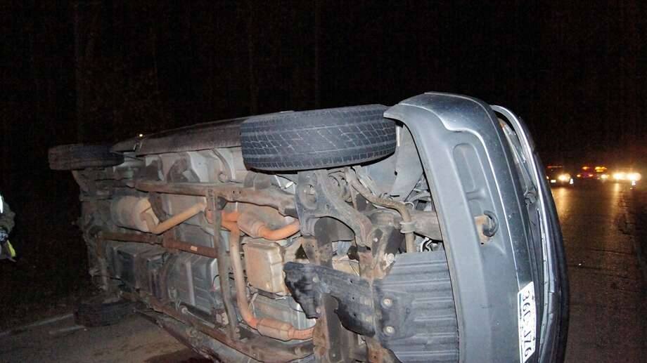 Accident in Montgomery County, Texas, Nov. 24, 2012. Photo by J. Scott Engle/Montgomery County Police Reporter