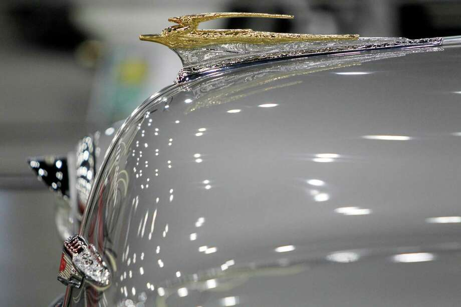 The 1951 Chevy custom designed vehicle is part of the LatinKustoms car club is on display at the 53rd Annual AutoRama car show. Photo: Mayra Beltran, Houston Chronicle / © 2012 Houston Chronicle