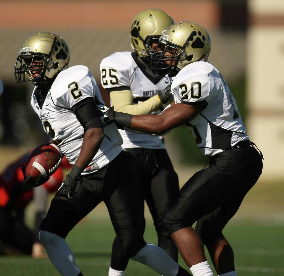 North Forest defensive back Marquise Cheatham (2) Photo: Eric Christian Smith, For The Chronicle