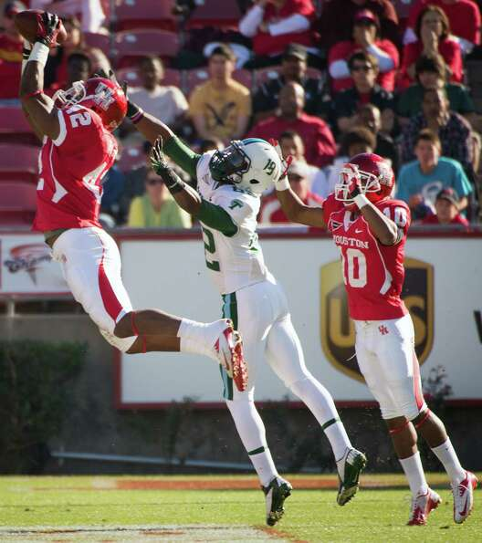 Houston 40, Tulane 17