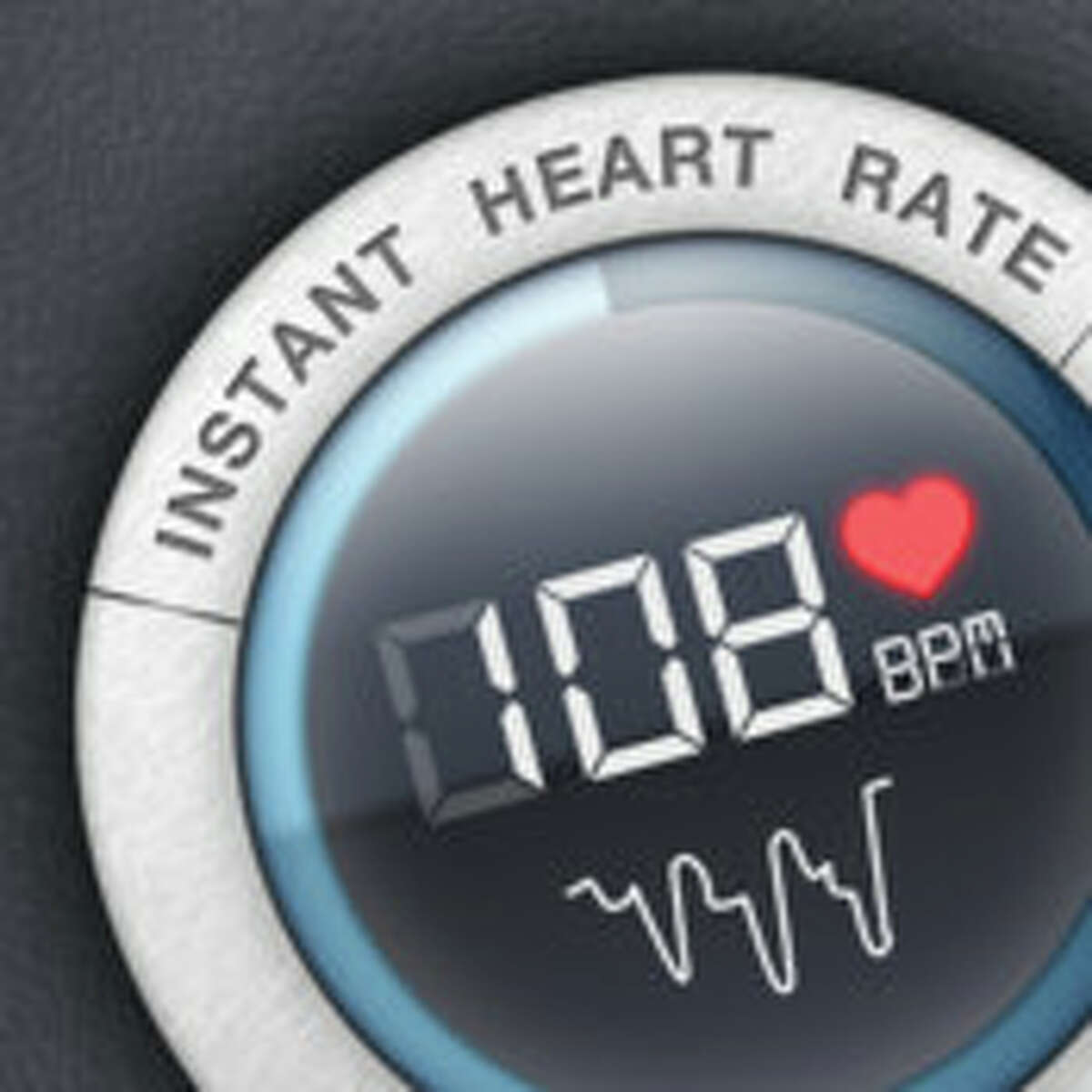 Instant Heart Rate app for iOS and Android
