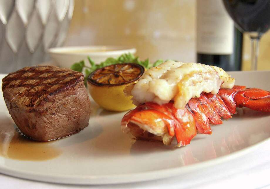 Steak and Lobster from Landry's Photo: Courtesy Photo