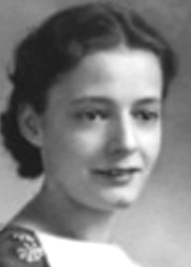 Genevieve ìGenaî Charlotte Harrison Smalley, 94, widow of Charles W. Smalley, died Nov. 12, 2012. Mrs. Smalley was born Feb. 1, 1918, in Bridgeport, daughter of the late Charlotte Elsenboss Harrison Hayt and M. Frank Harrison. Photo: Contributed Photo
