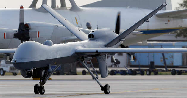 Drone: The Predator and other unmanned aircraft have expanded their role from air strikes to spy cameras to border patrols. Now private companies want in.