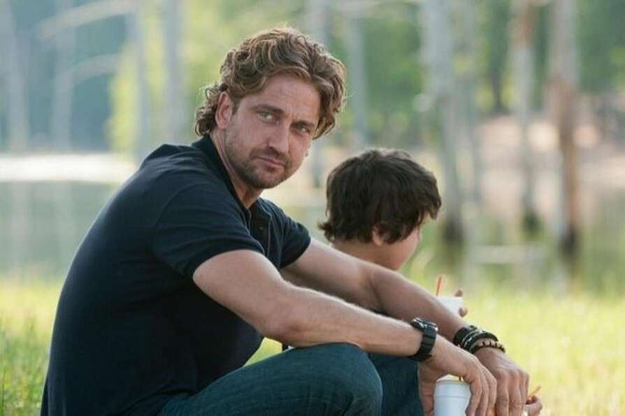 Gerard Butler plays a former soccer star who starts coaching his son's team in