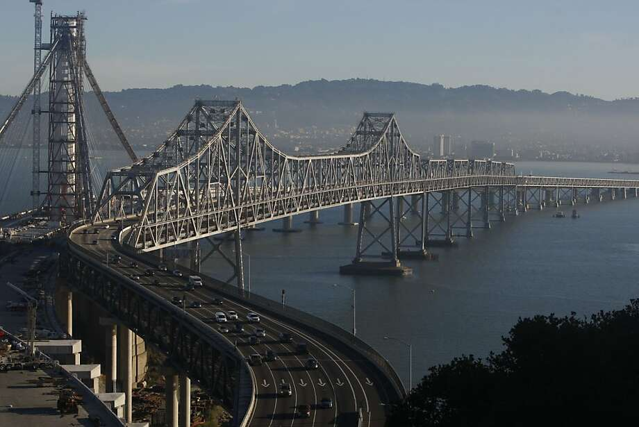Bay Bridge traffic: bit of help adds up - SFGate