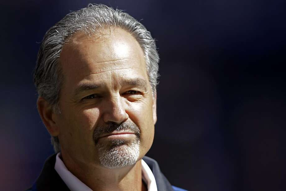 "FILE - In this Sept. 23, 2012, file photo, Indianapolis Colts head coach Chuck Pagano appears before an NFL football game against the Jacksonville Jaguars in Indianapolis. On Monday, Nov. 5, Dr. Larry Cripe, Pagano's physician, told The Associated Press that the Indianapolis coach's leukemia, which has sidelined him for more than a month, was in ""complete remission."" (AP Photo/AJ Mast, File) Photo: AJ Mast, Associated Press"