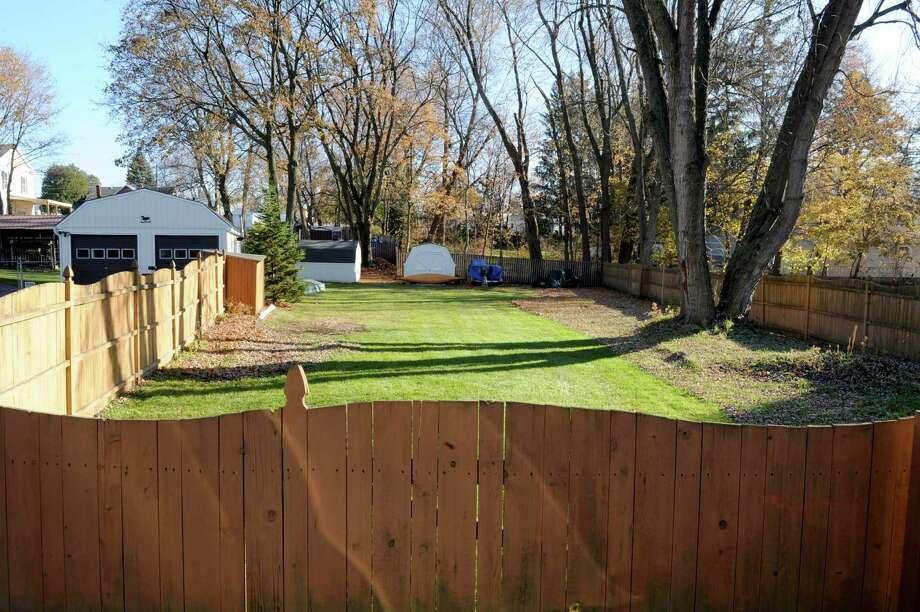 Controversial vacant lot next to 122 Gifford Road Wednesday, Nov. 21, 2012 in Schenectady, N.Y. (Lori Van Buren / Times Union) Photo: Lori Van Buren