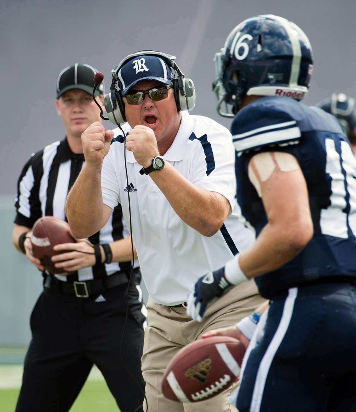 7. Rice (6-6, regular season over): David Bailiff and the Owls completed a remarkable turnaround to win five of their last six and head bowling for only third time in 51 seasons. (Associated Press)