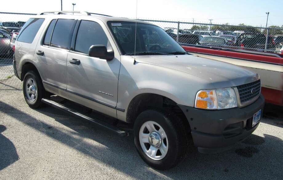 A vehicle auction will be held by the San Antonio Police Department and approximately 20 vehicles are up for auction.  Vehicles to be auctioned include trucks, motorcycles, SUV's, and cars.  Below is a sample of vehicles to be auctioned. Photo: Courtesy Of San Antonio Police Department