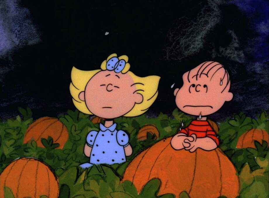 "The actress who voiced Sally in ""It's the Great Pumpkin, Charlie Brown,"" had a loose tooth while recording her lines.  Producers rushed her in the studio to finish before the tooth came out, fearing it may cause a lisp.  Source: imdb.com. Photo: SEE CREDIT, ©1966 United Feature Syndicate / LEE MENDELSON PRODUCTIONS,INC."