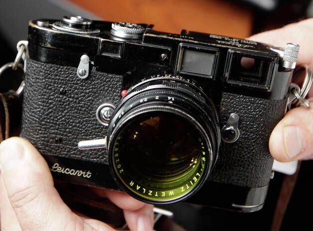 David Duncan Douglas's Leica