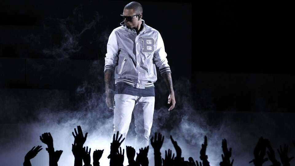 Feb. 17, get ready for The Finale with Chris Brown and Carmelo Anthony at The Drake.