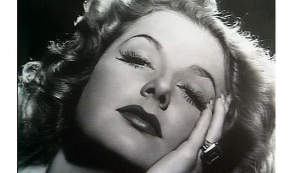 "Ann Sheridan as ""Ilsa"" - The pin-up model and ""Oomph Girl"" starred in ""King's Row"" with, hey, Ronald Reagan in 1942, the same year as ""Casablanca."""
