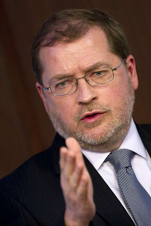 Grover Norquist: Dean of dogma Photo: Jim Watson, AFP/Getty Images