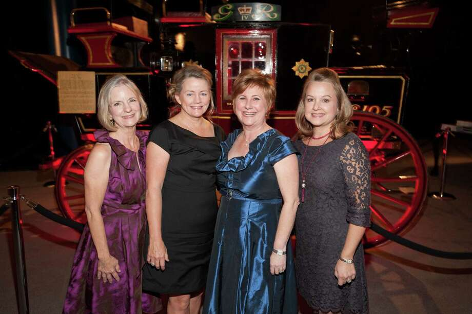 Vicki Lange, from left, Maureen Manning,  Jennifer Bowen and Allison Allison Photo: Alexander's Portraits, Owner/ Photographer