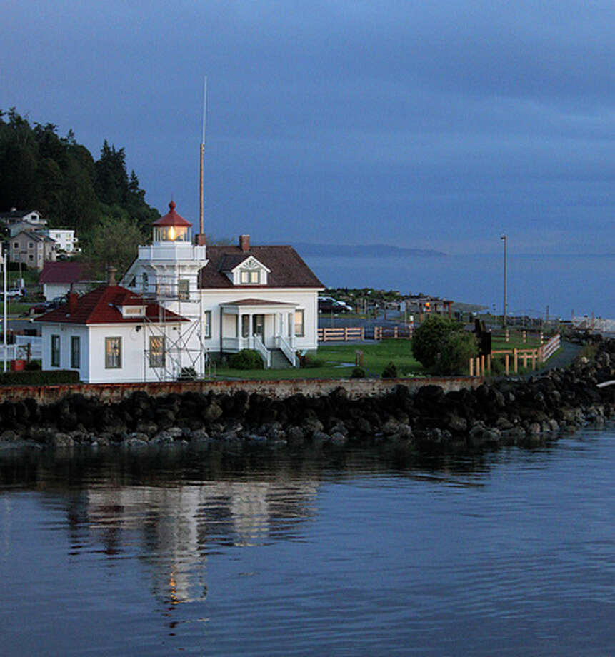 37. Mukilteo: Non-Hispanic whites account for 75.5 percent of the city's population. Photo: Hj_west/Flickr, /