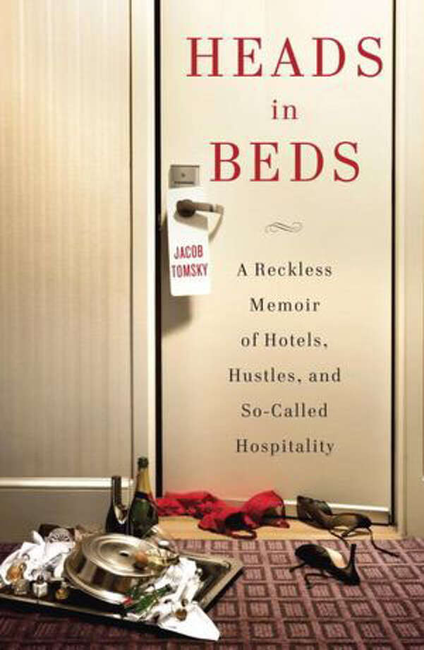 "Room upgrades. Free movies. Late checkouts. Jacob Tomsky promises readers the keys to the hotel industry kingdom in his tell-all book, ""Heads in Beds."" The one-time philosophy major has spent more than a decade working in the industry and, like room service, he delivers the goods."