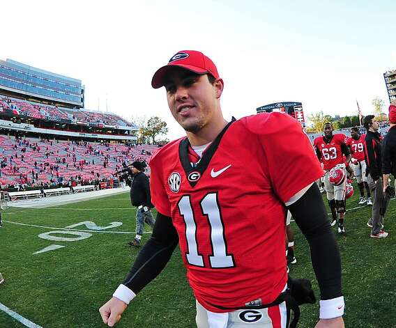 Aaron Murray Photo: Scott Cunningham, Getty Images