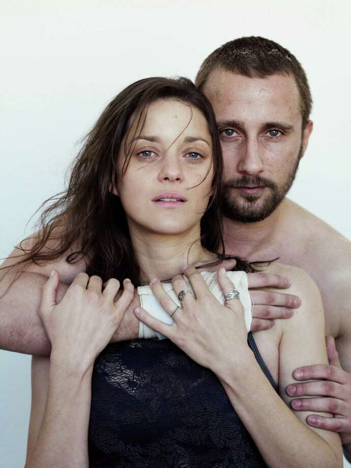 "Outstanding Performance by a Female Actor in a Leading Role:Marion Cotillard, ""Rust and Bone"" Photo: Sony Pictures Classics"