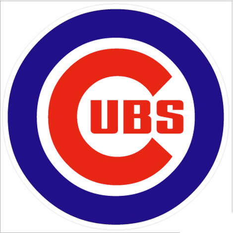 Chicago Cubs logo Photo: File Photo / Fairfield Citizen