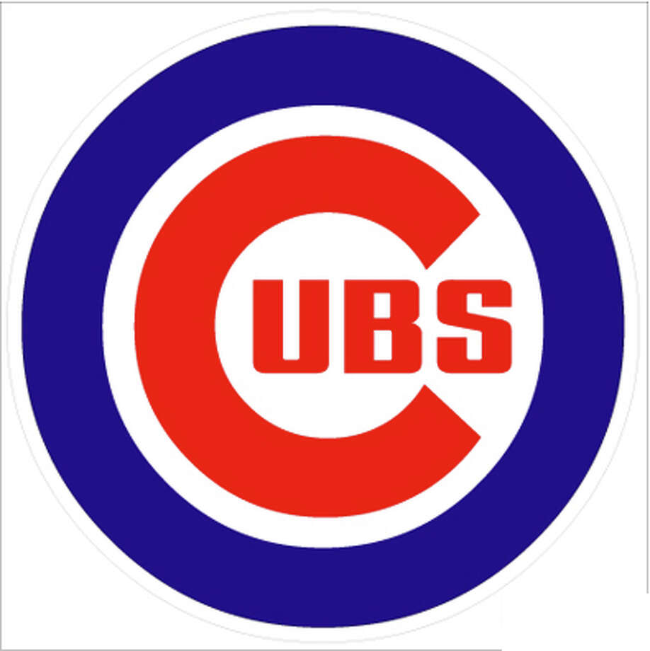 Chicago Cubs logo Photo: File Photo / Fairfield Citizen