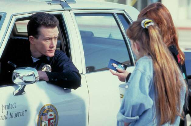 """Skynet tried again in """"Terminator 2: Judgement Day,"""" from 1991, sending back a newer model, played by Robert Patrick, to kill Connor as a boy. Photo: Lionsgate Home Entertainment / SL"""