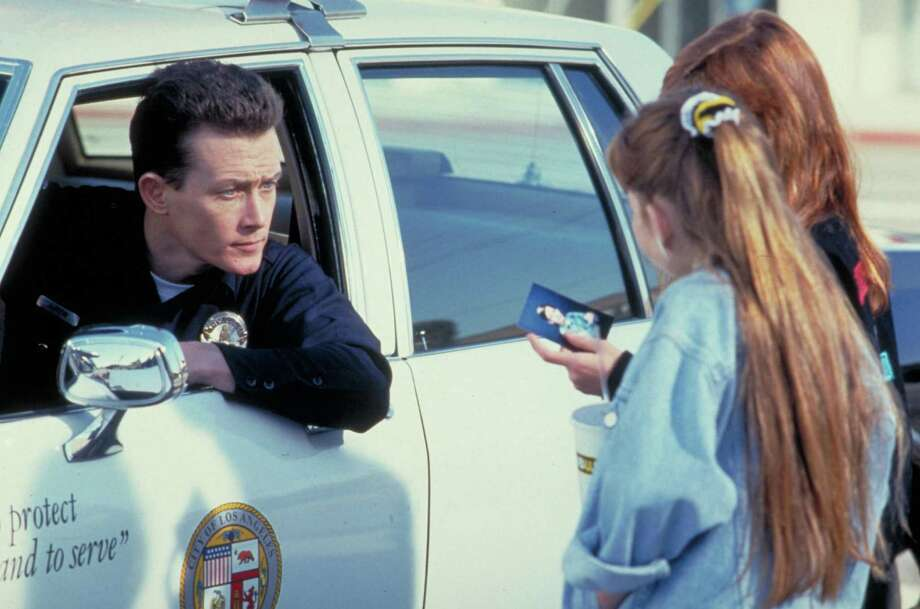 Here, the baddie was a more-advanced Terminator, played by Robert Patrick. His mission this time was to kill young John Connor. Photo: Lionsgate Home Entertainment