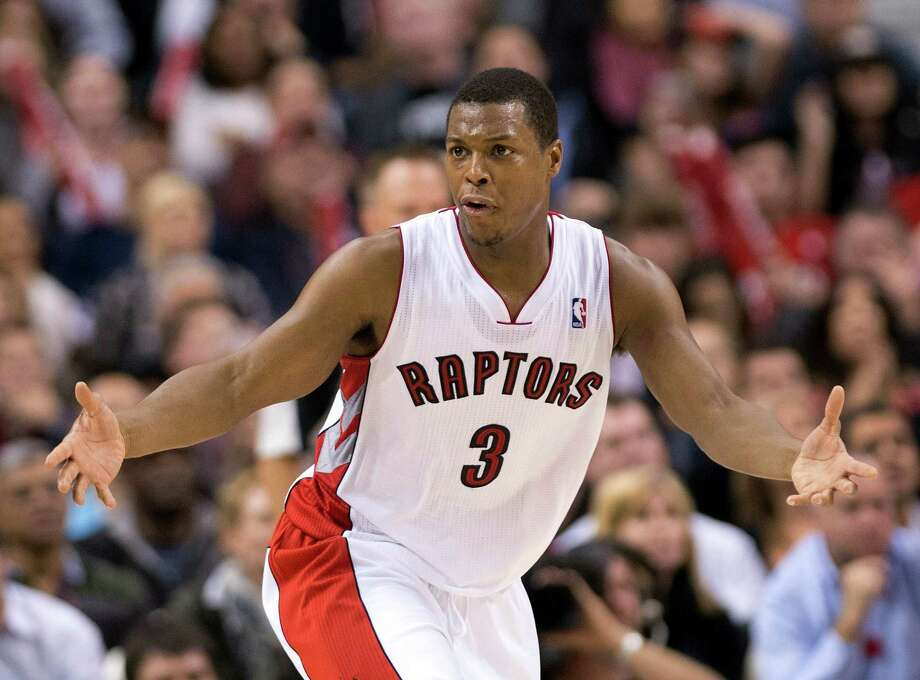 In eight games, Raptors guard Kyle Lowry is averaging 6.1 assists and a career-high 18.3 points per game. Photo: Nathan Denette, SUB / CP