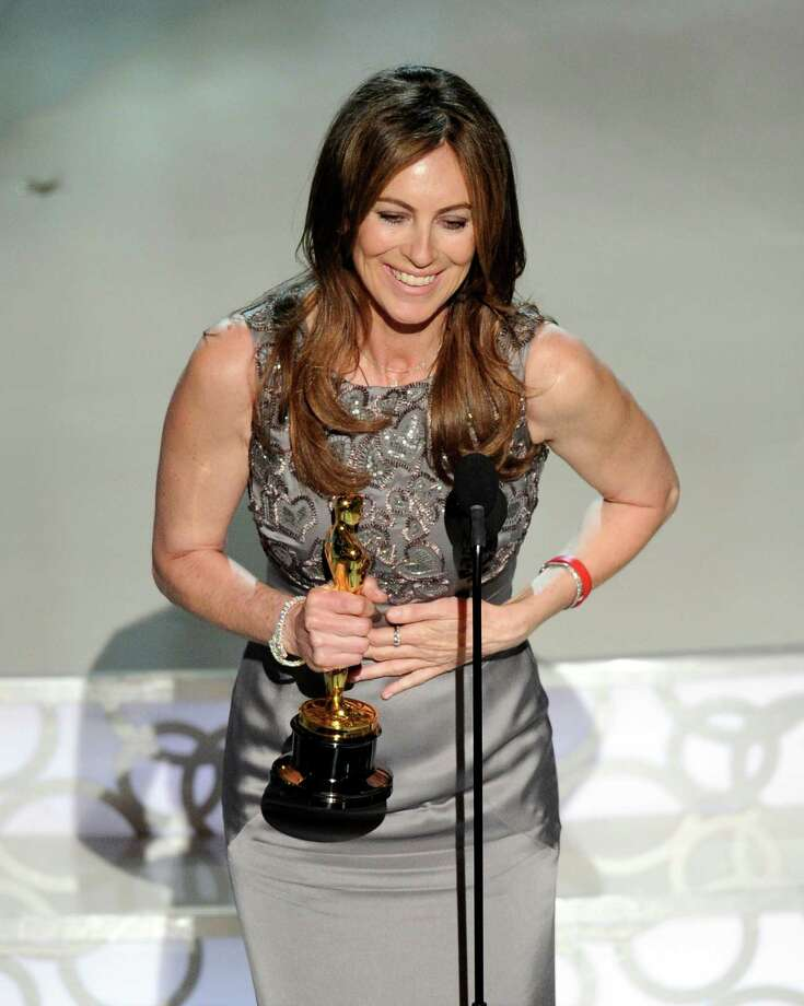 Director Kathryn Bigelow turns 61. Photo: Mark J. Terrill / AP