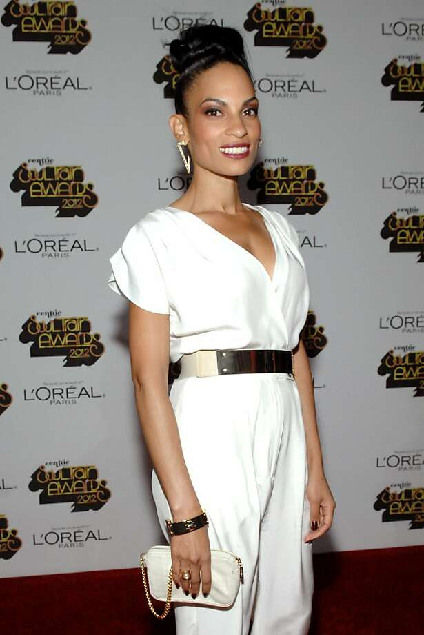 "It's a Goapele feast: Her feature film debut, ""Sparkle,"" is on Blu-ray/DVD, plus there's a deluxe edition of her ""Break of Dawn"" LP. Photo: Bryan Steffy, Getty Images"