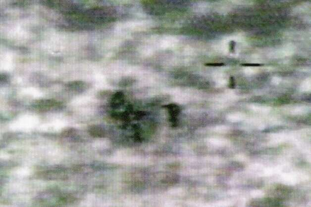Images from a Predator B unmanned aircraft  are seen on a monitored at the Naval Air Station, Tuesday, Nov. 8, 2011, in Corpus Christi. Photo: Eric Gay, Associated Press / AP