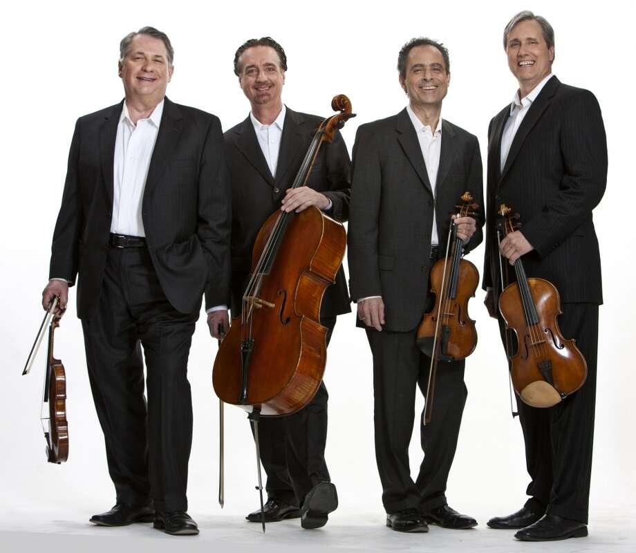 Emerson Quartet (© J Henry Fair)