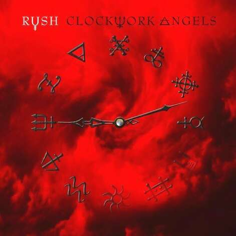 "Cover of ""Clockwork Angels,"" the 2012 album from Canadian trio Rush Photo: Courtesy Image"